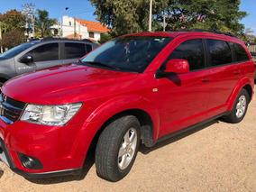Dodge Journey 2.4 Sxt Techo 3filas 2012 (no Descuenta Iva)