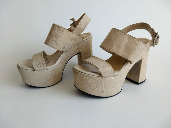 Sandalias De Mujer (marca Clona)