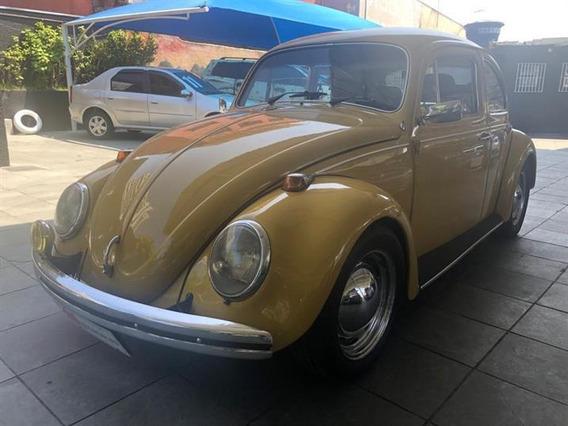 Fusca 1300 1972 Placa Preta