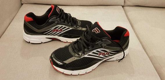 Zapatillas Running Fila Xtenuate 10 1/2 Us. Traidas De Usa.
