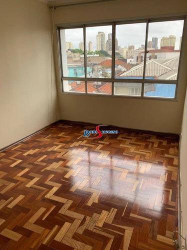 Imagem 1 de 12 de Apartamento Com 2 Dormitórios À Venda, 72 M² Por R$ 440.000 - Jardim Anália Franco - São Paulo/sp - Ap2976