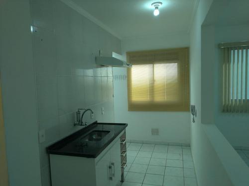 Apartamento Em Jardim Suécia, Mogi Guaçu/sp De 55m² 2 Quartos Para Locação R$ 800,00/mes - Ap900147