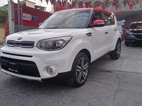 Kia Soul 2.0 Ex At 2018