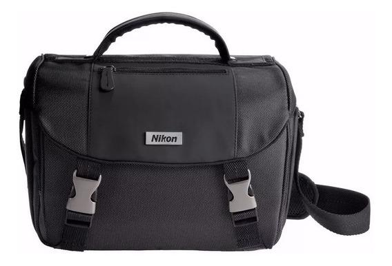 Bolso Nikon Para Cámara Dsrl Original Importado