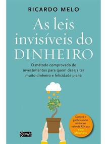 Livro - As Leis Invisíveis Do Dinheiro