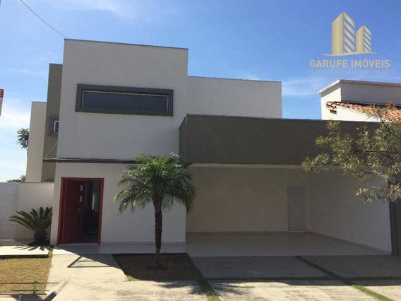 Casa Com 3 Dormitórios À Venda, 300 M² Por R$ 900.000,00 - Urbanova - São José Dos Campos/sp - Ca0054