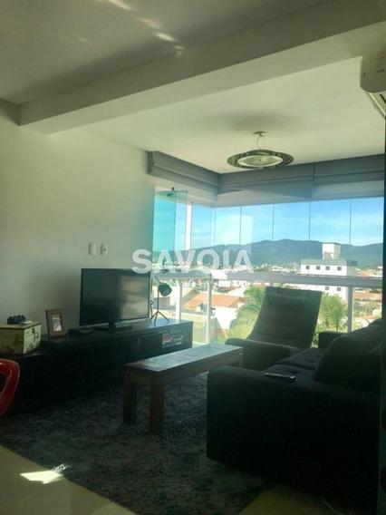 Apartamento 2 Suítes, 1 Vaga, Bem Localizado Em Perequê, Porto Belo - 2543