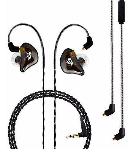 Imagen 1 de 7 de Auriculares Con Monitor De Oido Profesional Basn Para Cantan