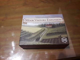Viticulture - Visitors From The Moor
