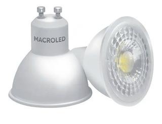 Dicroica Led 7w 490lm Macroled Equivale 50w