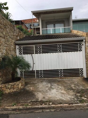 Casa À Venda Em Atibaia/sp - Compre Já A Sua! - 059 - 67757807