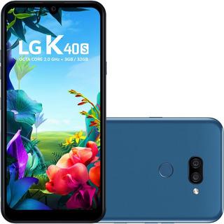 Smartphone K 40 S 32gb Dual Lmx430bmw Abrabk Lg