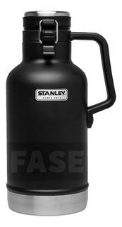 Termo Stanley 1.9 Litro Americano Growler Acero Negro Mate