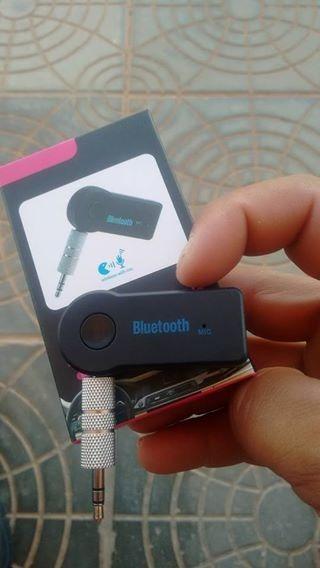 Adaptador Bluetooth Para Som De Carro E Casa