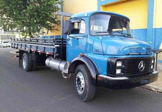 Mb 1113 Ano 1985 Azul