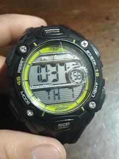 Reloj Digital Lemon Dl 170 Sumergible 100 Metros