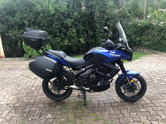 Kawasaki Versys 650 Cc