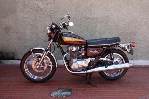 Yamaha Tx 650 Único Dono