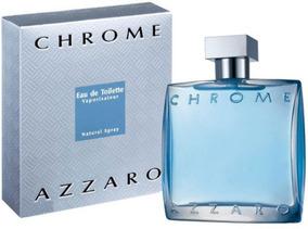 Perfume Azzaro Chrome 100ml Original Lacrado Importado Usa