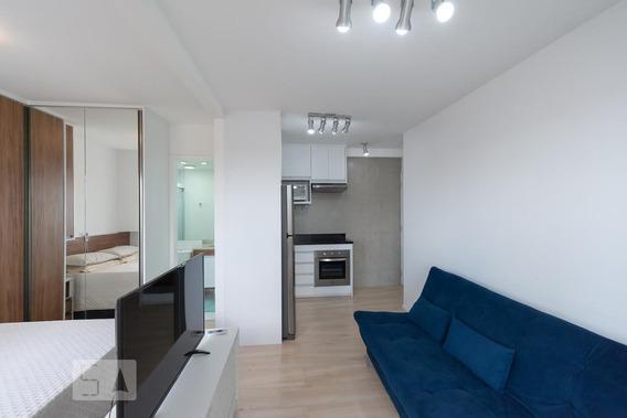 Apartamento Para Aluguel - Chácara Santo Antonio, 1 Quarto, 33 - 892994486
