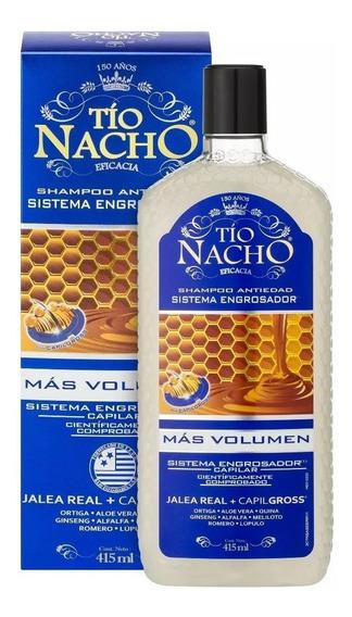 Tío Nacho Shampoo Engrosador X 415 Ml