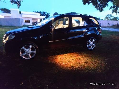 Mercedes-benz Classe Ml 2007 3.0 Cdi 5p