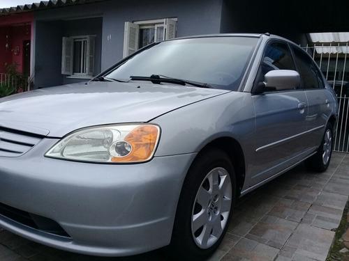 Honda Civic 2001 1.7 Lx Aut. 4p