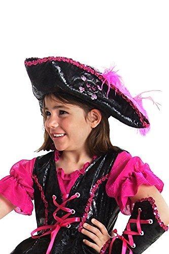 Sombrero Pirata Del Caribe Princess Kids Kids