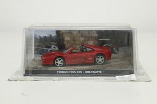 Coleção Oficial Dos Carros De James Bond Ed.10 Ferrari F355