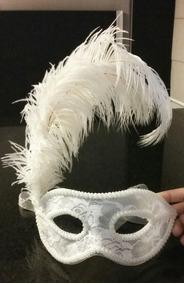Máscara Veneziana Para Noiva