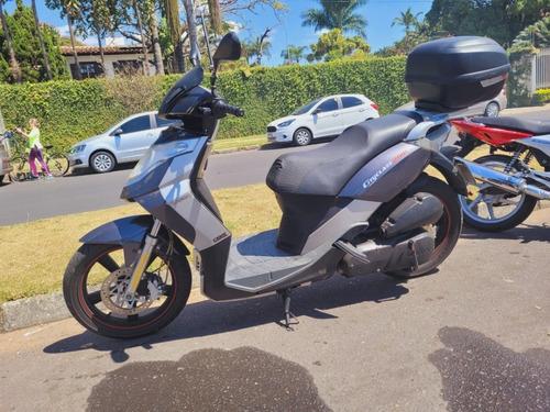 Imagem 1 de 14 de Scooter Automática Dafra Cityclass 200i