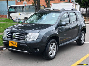 Renault Duster Dymanique 4x2 At 2000cc Aa Dh