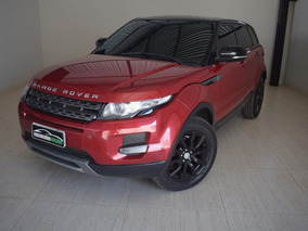 Land Rover Evoque Pure 2012