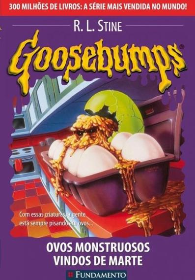 Goosebumps - V. 14 - Ovos Monstruosos Vindos De Ma
