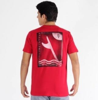 Camiseta Pena Surf Original Uol24a