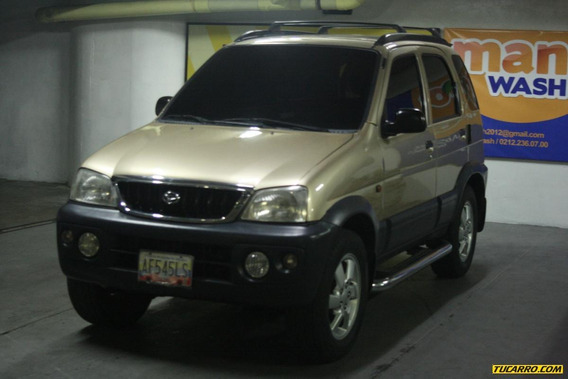 Toyota Terios Sincronica