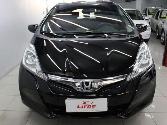 Honda Fit Lx 1.4 8v Flex, Iqe1019