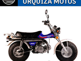 Moto Mondial Rv 125 Arenera Playa 0km Urquiza Motos