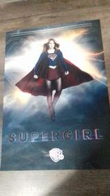 Ccxp 2017 Poster Supergirl Warner