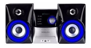 Minicomponente Noblex Mnx-150bt 1800w Usb Mp3 Wma Cd Am/fm