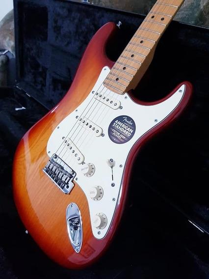 Fender Stratocaster American Standard-60 Aniversario Limited