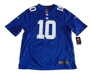 Nike Jersey Futbol Americano X L Caballero N Y Manning 10