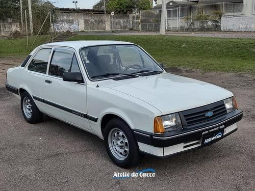 Imagem 1 de 15 de Chevette Sl 1987 Raro Conservação Original - Ateliê Do Carro