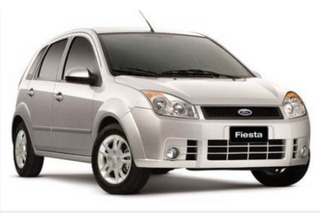 Enganche Ford Fiesta 2004 Completo -yeginer-