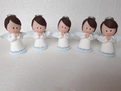 Vendo Centrales De Angelitos En Porcelana Fria