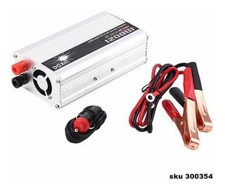 Carro Inversor Convertidor 1200w Dc 12v Ac 110v
