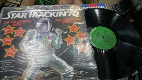 Disco De Vinilo Star Trackin 76 Manilow Jackson The Who Abba