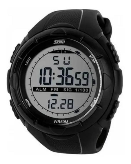 Relógio Esportivo Prova De Água Skmei 1251 Promoção Novo