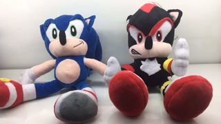 Peluches De Sonic