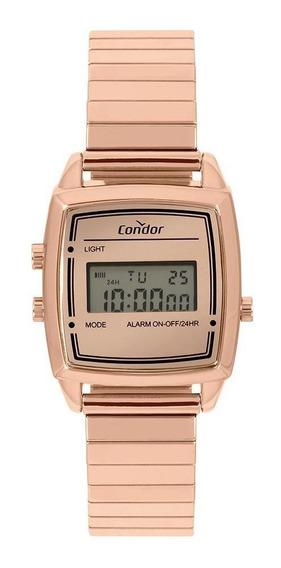 Relógio Feminino Condor Mini Rosé - Original